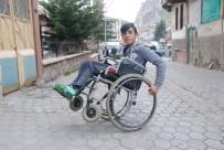 OMURİLİK FELCİ - Engelsiz Engelliden Akrobatik Hareketler