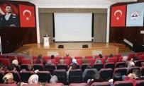 OLGUNLUK - ERÜ'de 'Evlilik Okulu Seminerleri IV' Başladı