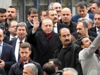 PANORAMA - Gaziantep'te Cumhurbaşkanı Erdoğan'a Sevgi Seli