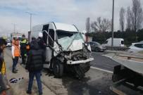 ARAFAT - Hadımköy Gişelerde Kaza Açıklaması 1 Ölü, 2 Yaralı
