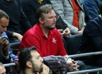 HOUSTON - Houston Rockets'ın Menajeri Ülker Salonu'nda