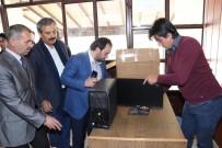 İBB'den Akseki'deki Okullara Bilgisayar Ve Kitap