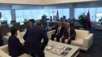 ANADOLU AJANSı - İstanbul Valisi Yerlikaya'dan AA'ya Ziyaret