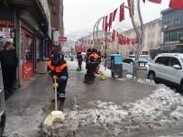 Kent Merkezinde Karla Mücadele Çalışması