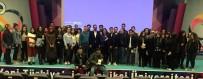 AHİ EVRAN ÜNİVERSİTESİ - Kırşehir'li Yazar Tolga Akpınar, KAEÜ'sinde  Konferans Verdi