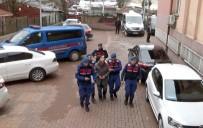 GÖZPıNAR - Kuzenini Öldüren Zanlı Tutuklandı