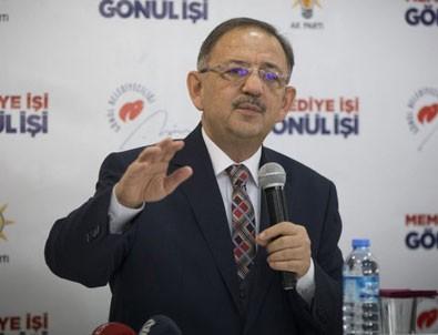 Mehmet Özhaseki'den Mansur Yavaş'a 'senet' soruları