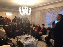 KURAN-ı KERIM - MHP'li Başkan Adayı Bıyık Her Gün Yüzlerce Kişiyle Görüşüyor