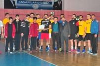 Öğrencilerden Yozgat Bozokspor'a Tatlı İkramı