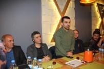 ŞENOL TURAN - Oltu'da Tıp Bayramı'nda Yemek Organizasyonunda Bir Araya Geldiler
