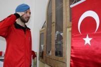 (Özel) Afrin Gazisi Didinmez Açıklaması 'Benim Hakkım Tüm Türkiye'ye Helal Olsun'