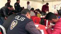 Polislerden Kök Hücre Ve Kan Bağışına Destek