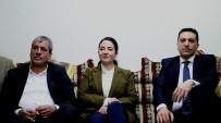 Saadet Adayı Aslan Seçim Çalışmalarını Sürdürüyor