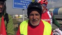 Şehitler İçin Balkanlar'dan Çanakkale'ye Bisikletle Yola Çıktılar