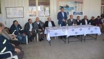 KAMYONCULAR - Serkan Acar'dan Ziyaretlerinde Önemli Mesajlar