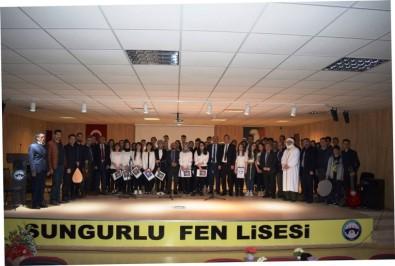 Sungurlu'da Hacı Bektaş-I Veli Programı Düzenlendi