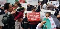 AZEZ - Suriye Ayaklanmasının 8'İnci Yılı Anıldı