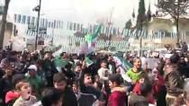 REJİM KARŞITI - Suriye'de, İç Savaşın 8. Yılında Gösteriler Düzenlendi