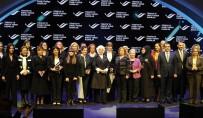 CEMAL REŞİT REY - 'Türkiye'ye Enerji Veren Kadınlar' Töreninde Egeli Bilim İnsanına Ödül