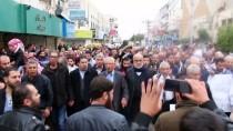 HAREM-İ ŞERİF - Ürdün'de Mescid-İ Aksa'ya Destek Gösterisi