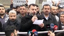 Yeni Zelanda'da İki Camiye Terör Saldırısına Diyarbakır'da Protesto