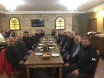 Yomra'da AK Partili Eski Yöneticilerden Mustafa Bıyık'a Tam Destek