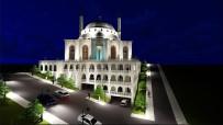 2. Abdülhamid Han Camii İçin Çalışmalar Başladı