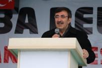 KANAAT ÖNDERLERİ - AK Parti Genel Başkan Yardımcısı Yılmaz'ın Van Temasları