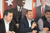 Ak Parti İl Başkanı İbrahim Ethem Taş Açıklaması
