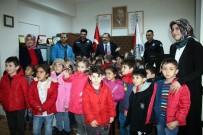 Anaokulu Öğrencilerinden Midyat Emniyet Müdürü Salman'a Ziyaret