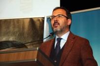 Bakan Kasapoğlu Açıklaması 'Türkiye'de Spor Tesisleşmesi, Avrupa Ve Dünyanın İlerisinde'