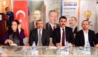 Bakan Kurum Açıklaması 'İsmail Erdem'in Tüm Projelerinin Arkasındayız'