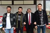 Başkan Can, Gençlerle Bir Araya Geldi