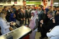 AHMET MISBAH DEMIRCAN - Beyoğlu'nda Sosyal Market'te 'QR' Kodla Alışveriş Dönemi Başladı