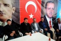 CHP Heyeti AK Parti Seçim Koordinasyon Merkezini Ziyaret Etti
