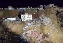 TOPRAK KAYMASI - Çin'de Toprak Kayması Açıklaması 7 Ölü, 13 Yaralı