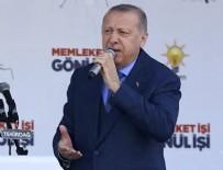 HAÇLı SEFERLERI - Cumhurbaşkanı Erdoğan'dan Yeni Zelanda'daki katliamla ilgili sert sözler