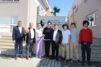 Dr. Mehmet Nil Hıdır Gençlerle Basketbol Oynadı