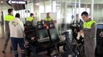 FILIPINLER - Havalimanında Rahatsızlanan Yolcu Hayatını Kaybetti