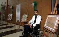 Hayata Küsmedi, Sanatına Tutundu, Gelirini De Otizmli Bireylere Bağışladı