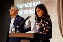 Kapadokya'da Kardeşlik Temalı Söyleşi Ve Şiir Dinletisi Düzenlendi