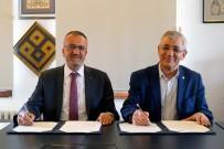 Kapadokya Üniversitesi İle Azerbaycan Hazar Üniversitesi Arasında İşbirliği Protokolü İmzalandı