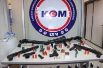 Karaman'da 6 Kişi Örgüt Kurmak Gerekçesi İle Tutuklandı