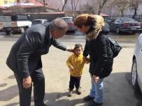 Kars'ta DSP'nin Belediye Başkan Adayı Alibeyoğlu, Yoğun İlgi Görüyor