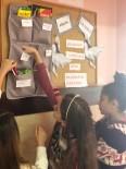 Köy Okulundan Örnek Proje ''Askıda Kırtasiye''