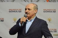 Kurtulmuş Açıklaması 'PKK VE PYD İle Mücadele Ettiğimiz İçin S400'leri İstemiyorlar'