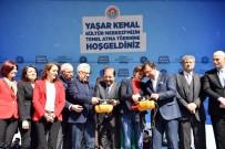 GAMZE AKKUŞ İLGEZDİ - Maltepe'de 'Yaşar Kemal' Coşkusu