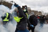 ÜNLÜ MARKA - Paris'te Sarı Yelek Şiddeti Tırmanıyor