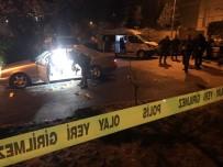 MERMİ - Park Halindeki Araca Silahlı Saldırı Açıklaması 1 Yaralı