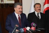 Sağlık Bakanı Koca 'Müslüman Ve Türk Düşmanlığı Zemininde Doğan Bu Eylemleri Şiddetle Lanetliyorum'